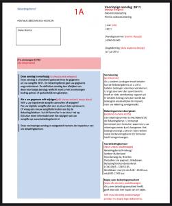 Ostatni moment na rozliczenie podatku z Holandii! Decyzje podatkowe