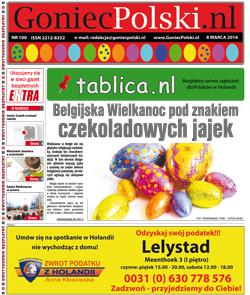 GoniecPolski.nl nr 100