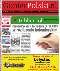 GoniecPolski.nl nr 103