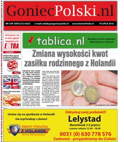 GoniecPolski.nl nr 109