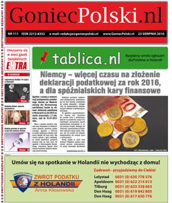 GoniecPolski.nl nr 111