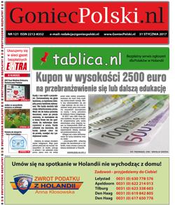 GoniecPolski.nl nr 121