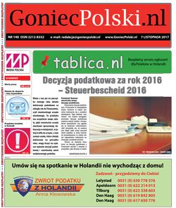 GoniecPolski.nl nr 140