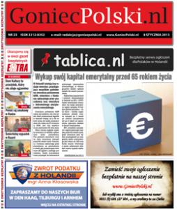 GoniecPolski.nl nr 23