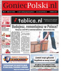 GoniecPolski.nl nr 27