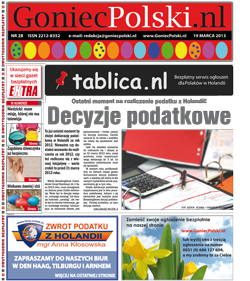 GoniecPolski.nl nr 28