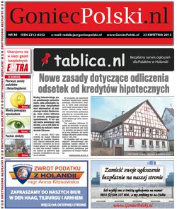 GoniecPolski.nl nr 30