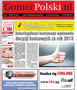 GoniecPolski.nl nr 73