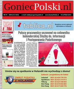 GoniecPolski.nl nr 74