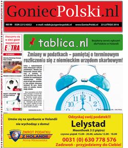 GoniecPolski.nl nr 99