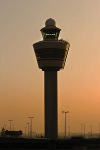Wieża kontroli lotow