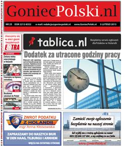GoniecPolski.nl nr 25