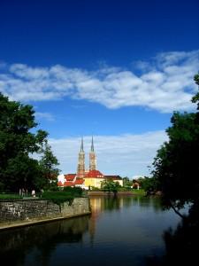 W październiku otwarcie kolejki gondolowej nad Odrą