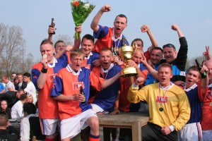 Mistrzostwa Westlandu w piłce nożnej dla polskich pracowników