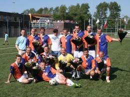NL Jobs zwyciezcą turnieju w piłce nożnej 2014