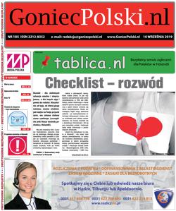 GoniecPolski.nl nr 185