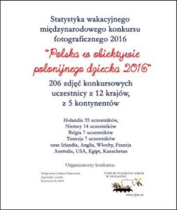 Źródło: przesłane przez Forum Polskich Szkół w Holandii