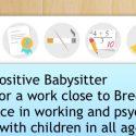 Babysitter-Au-pair-Breda-Tilburg